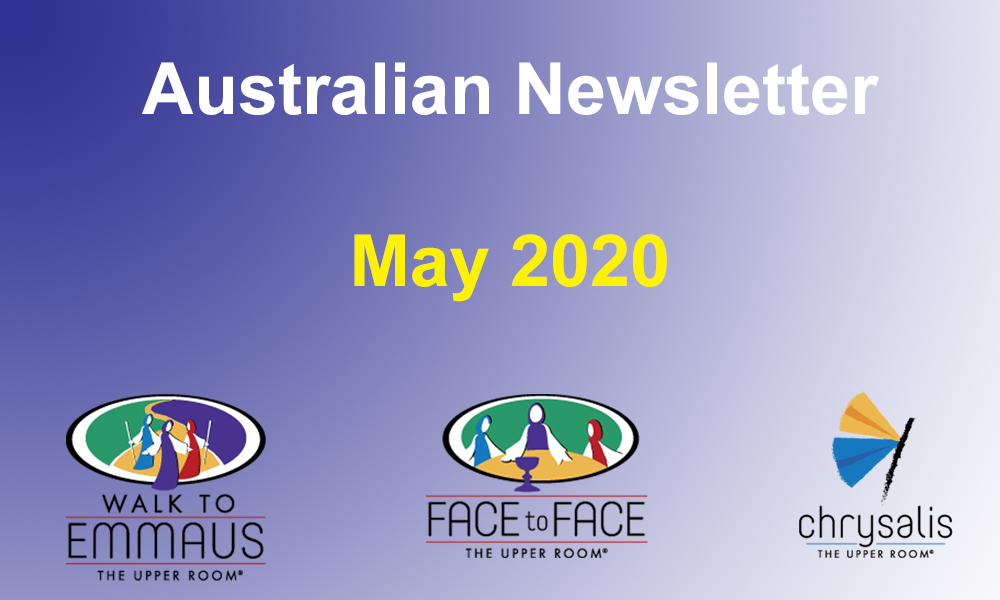 Newsletter - May 2020